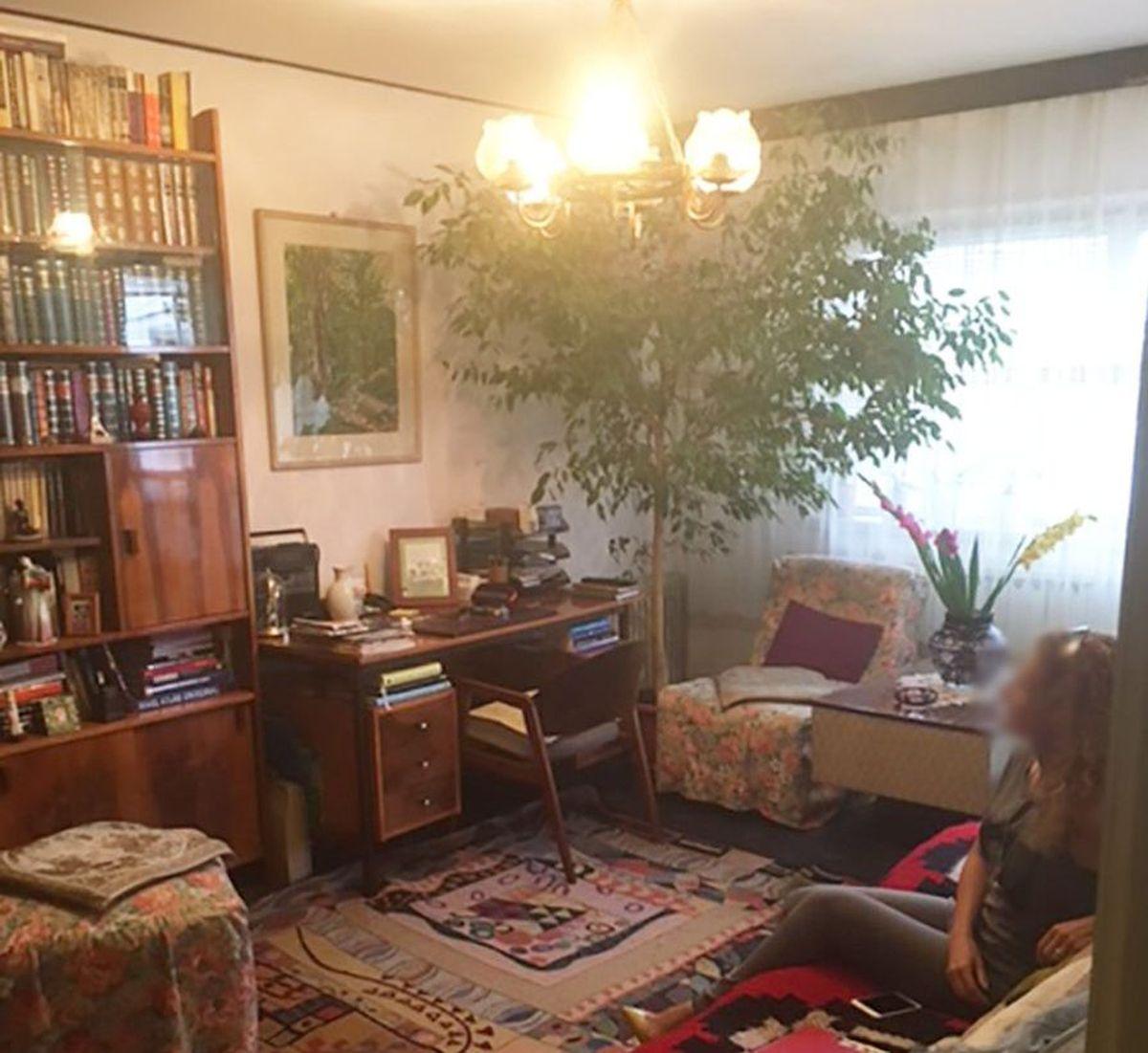 apartament de 3 camere living