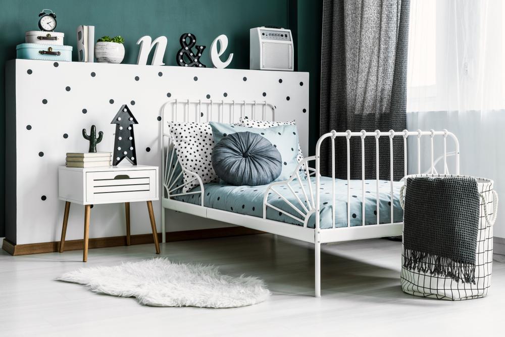 patul pentru dormitor camera copilului