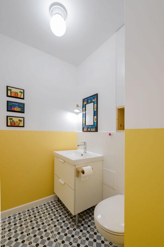 apartament Rahova baie