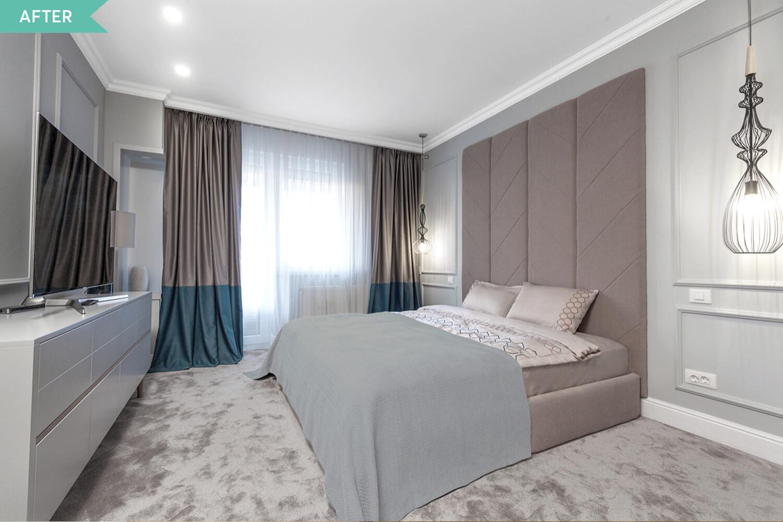 dormitor culori neutre