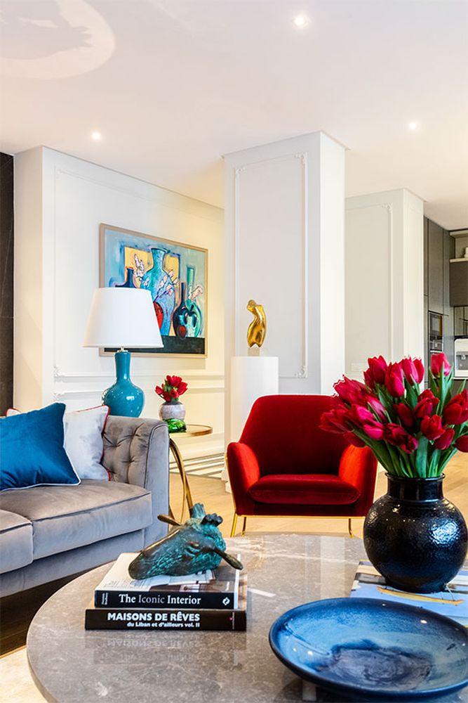 amenajare moderna livingroom