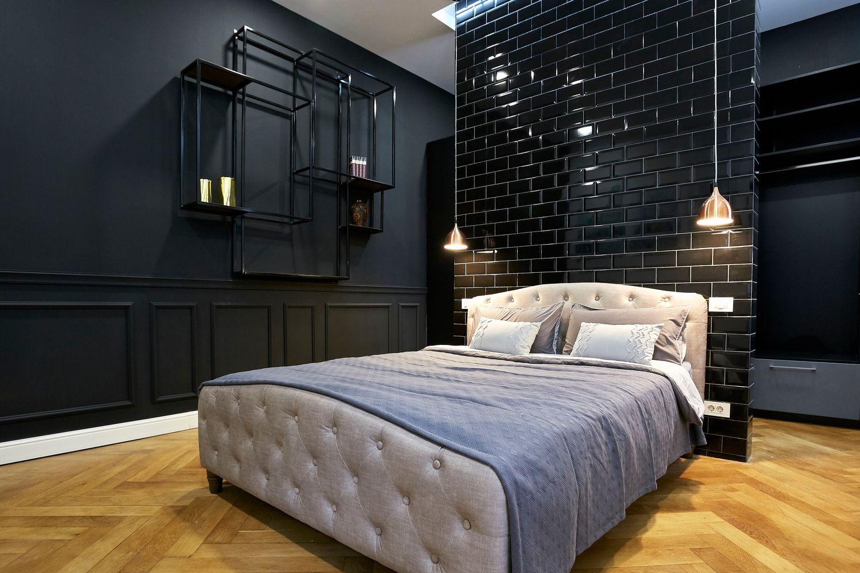 apartament Brasov dormitor