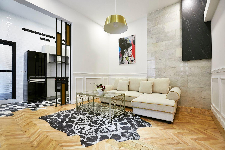 apartament Brasov living
