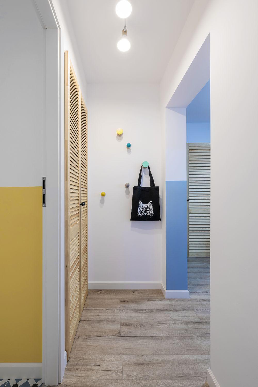 apartament Rahova hol