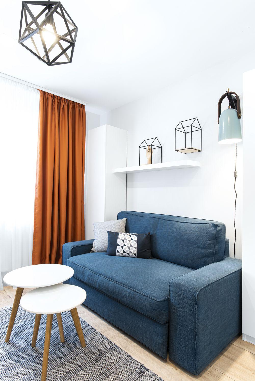 apartament de burlac camera de oaspeti