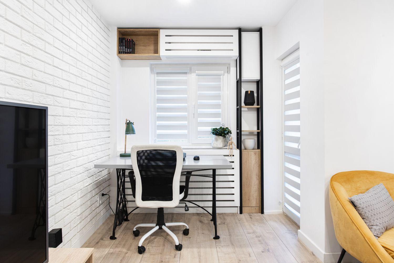 apartament de burlac birou