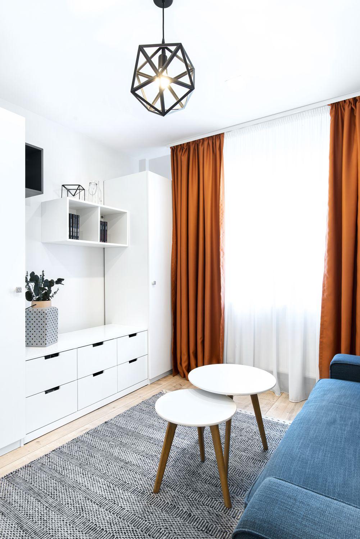 apartament de burlac dormitor mic
