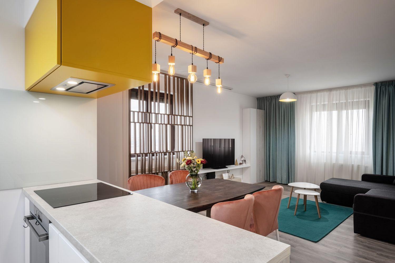 apartament modern open space