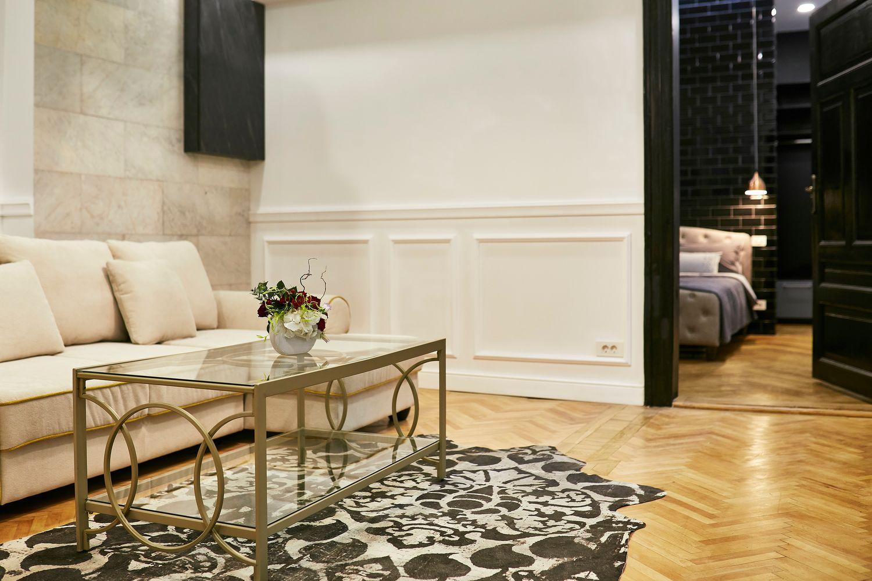 apartament Brasov living detaliu