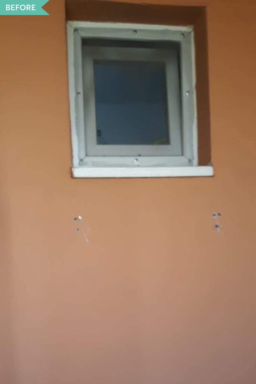 Balcon fereastra baie