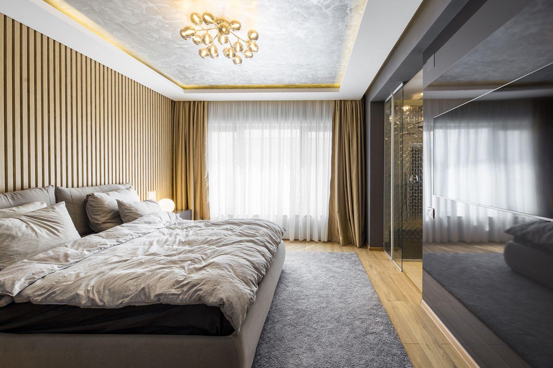 casa Ghencea dormitor matrimonial