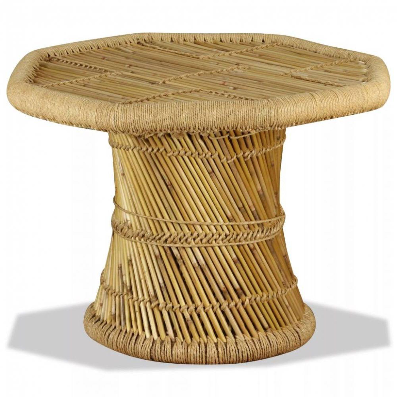 măsuță bambus
