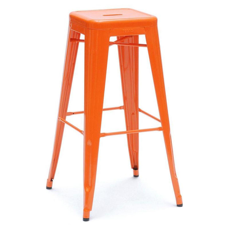 scaun tolix orange