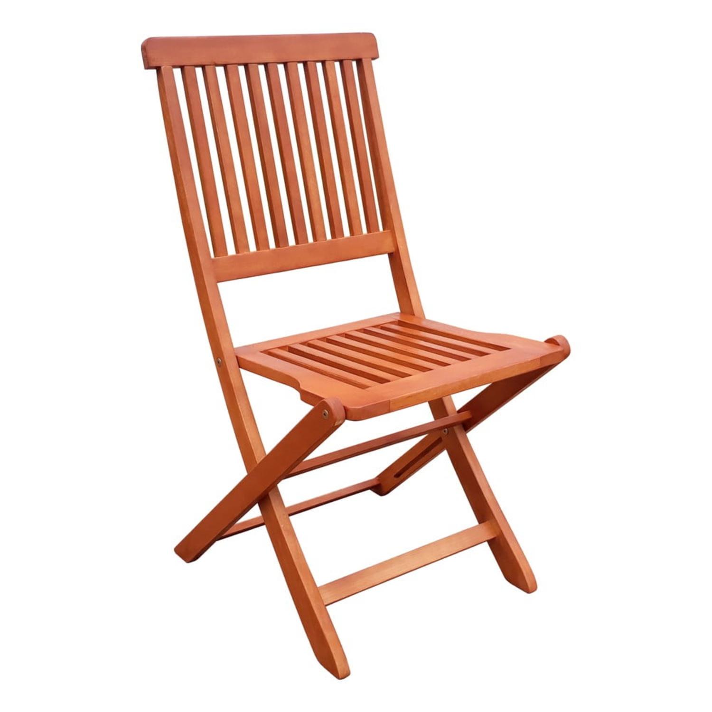 scaun pliabil de gradina din lemn bonami