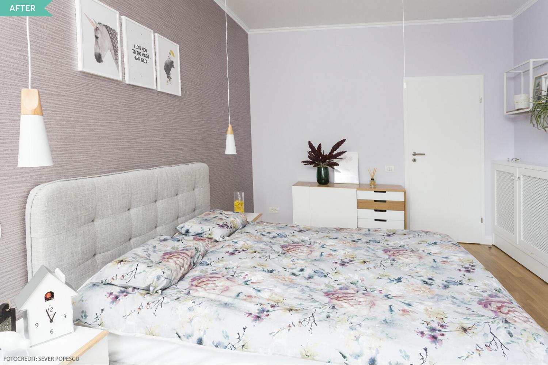 amenajare dormitor stil clasic