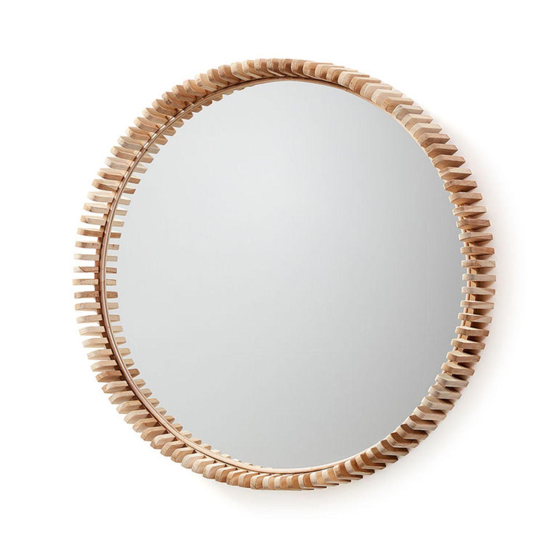 oglindă rotundă