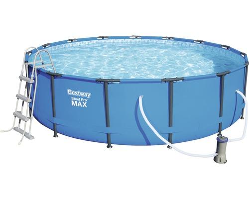 piscina cadru metalic hornbach
