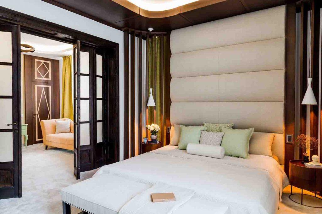 vila Cotroceni dormitor
