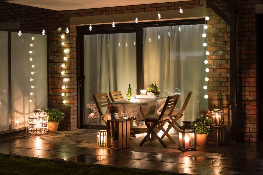 trenduri decorative luminițe