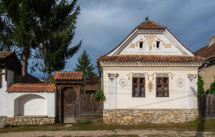 Casele de oaspeți ale Contelui Kálnoky din Micloșoara (9)