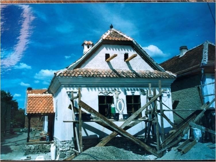 Casele de oaspeți ale Contelui Kálnoky