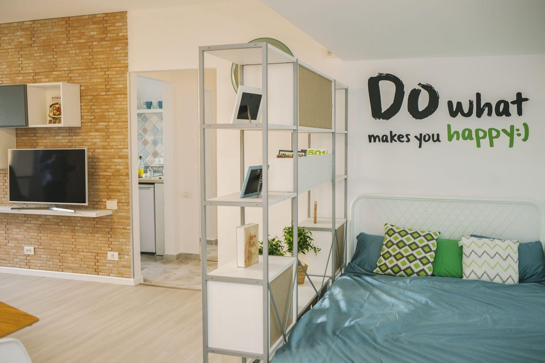 apartament de inchiriat living