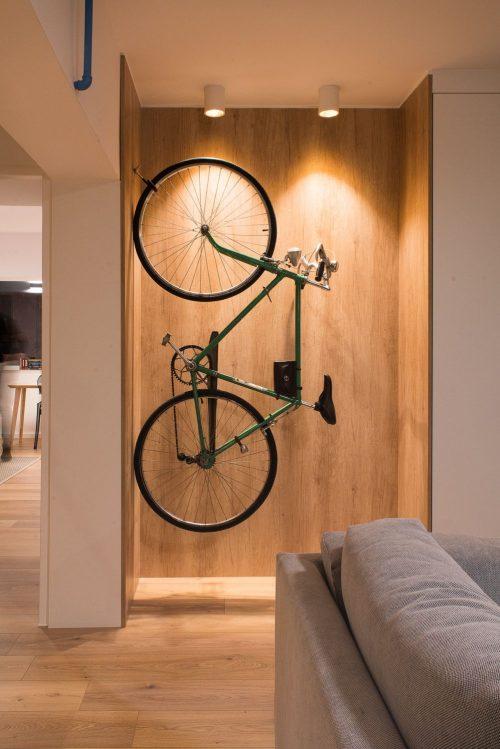 recompartimentare apartament de inchiriat bicicleta
