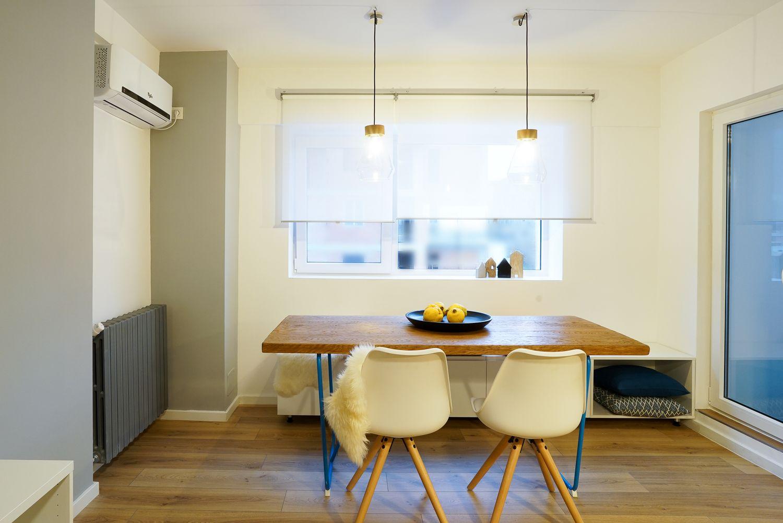 recompartimentare apartament de inchiriat dining