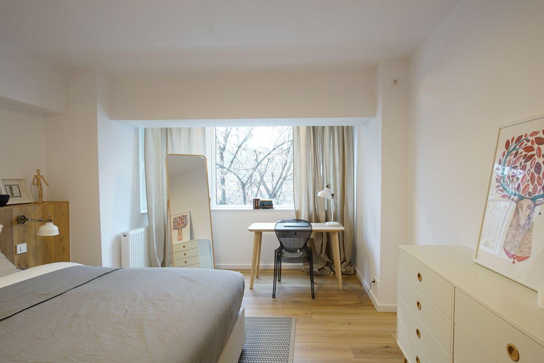 apartament de inchiriat dormitor