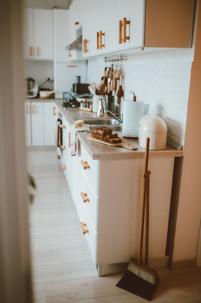 mânerele din bucătărie
