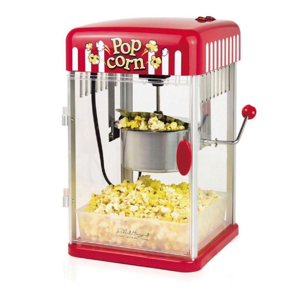 home cinema popcorn