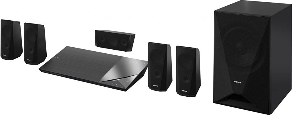 home cinema sistem audio