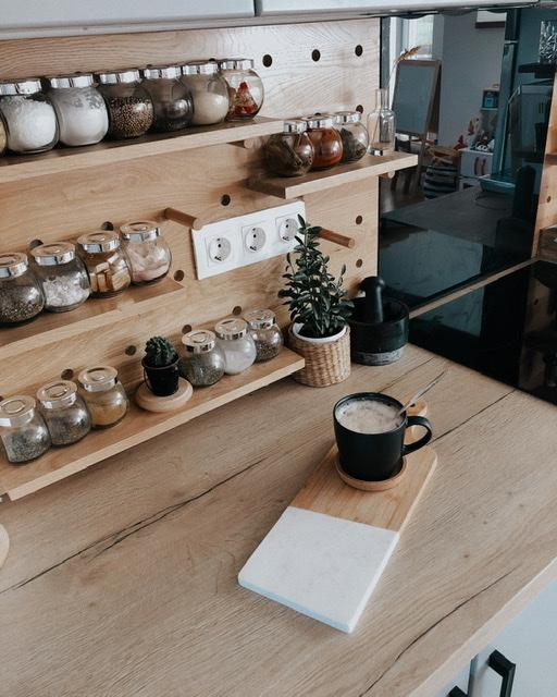 Bucătăria din lemn