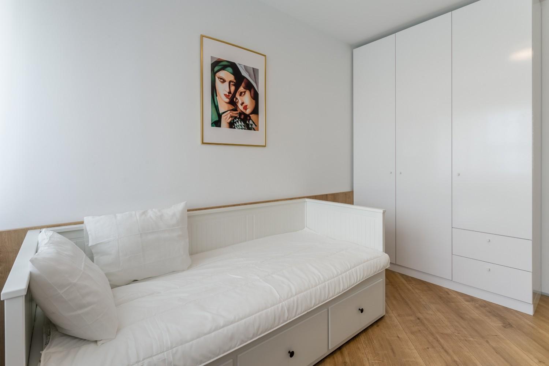 Amenajare apartament de inchiriat - verde - Space Casuals