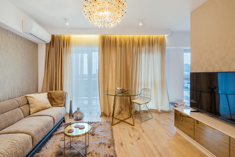 Amenajare apartament elegant de Cătălina Simion Volucre (5)