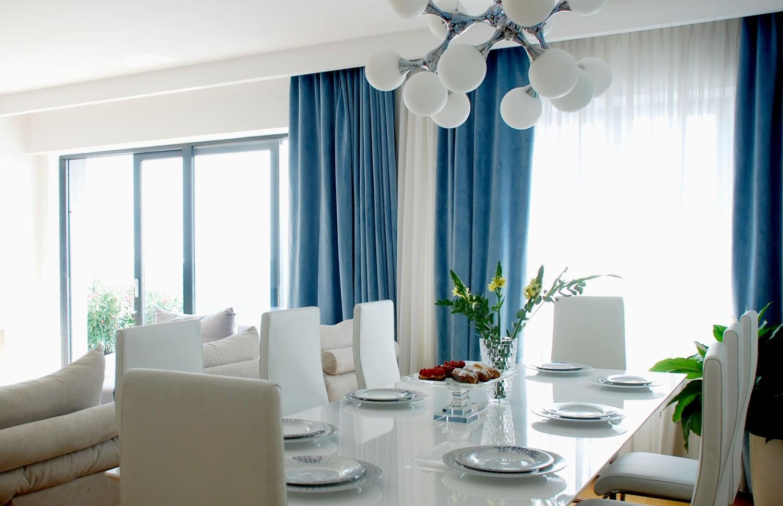 Amenajare apartament modern de inchiriat Bucuresti - arhitect Oana Tapu (1)