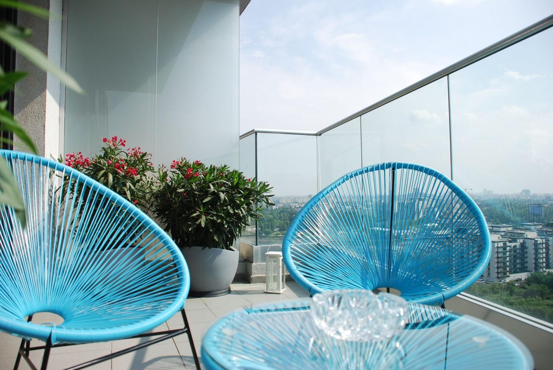 Amenajare apartament modern de inchiriat Bucuresti - arhitect Oana Tapu (4)