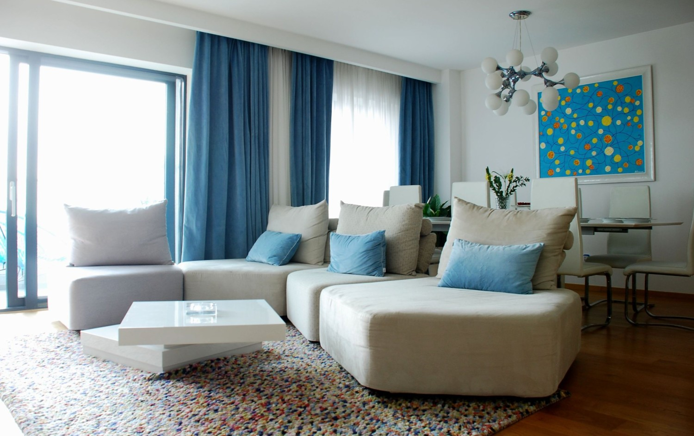Amenajare apartament modern de inchiriat Bucuresti - arhitect Oana Tapu (5)