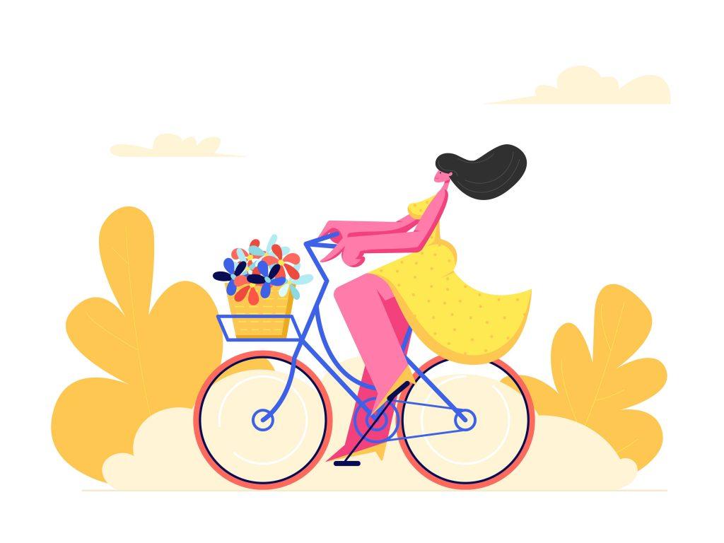 Casă eco bicicleta