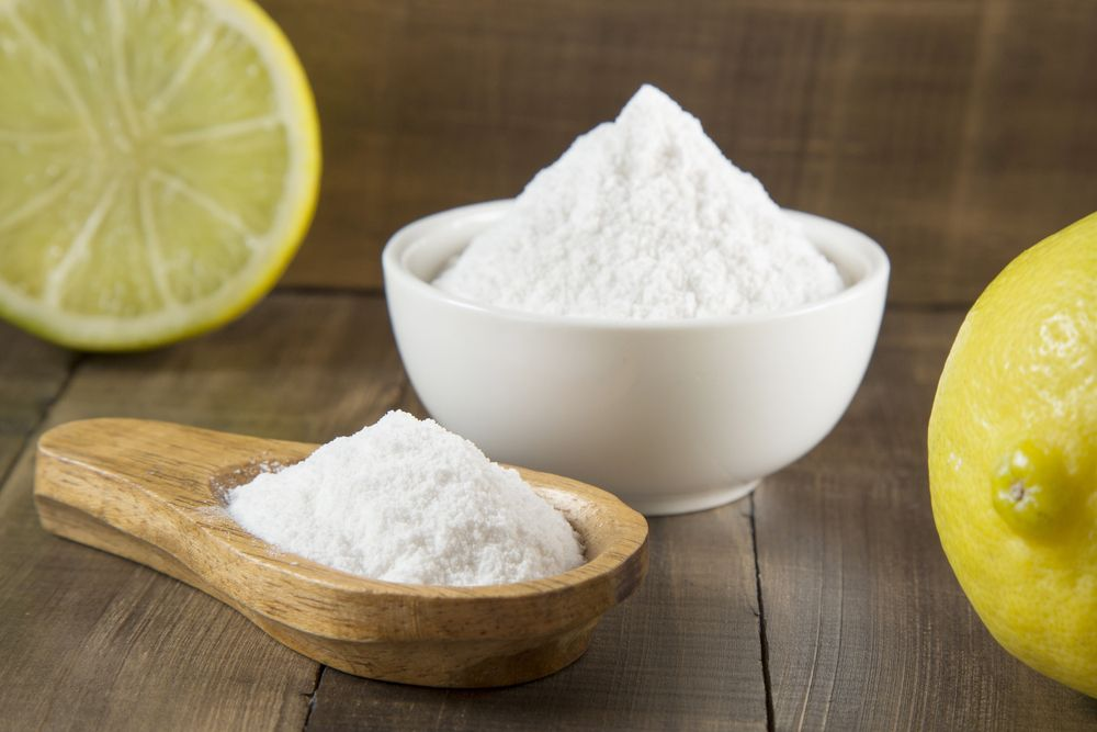 Suc de lămâie bicarbonat