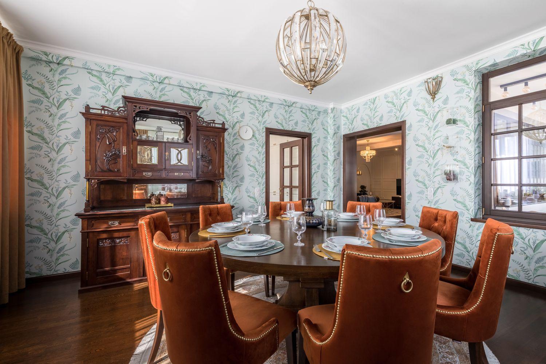 casa Caralasi  dining