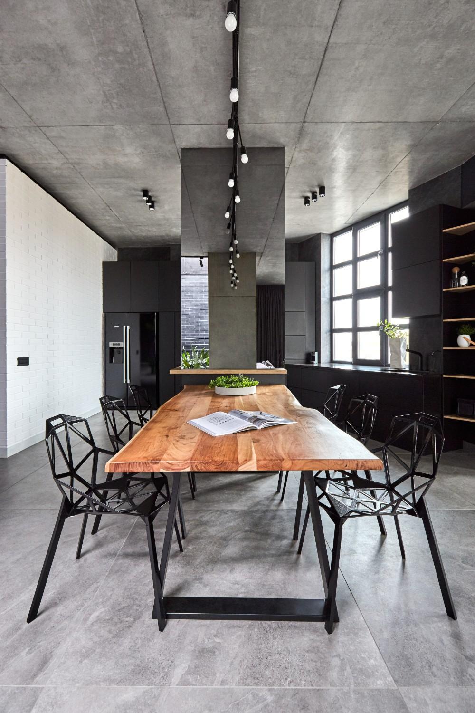 dining_amenajare_în_stil_industrial