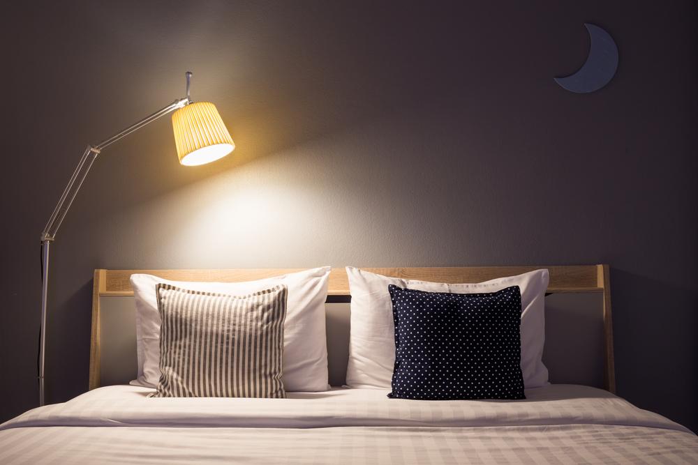 iluminare dormitor mic