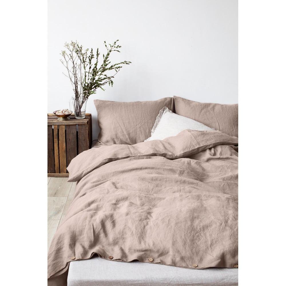 lenjerii de pat din in bonami