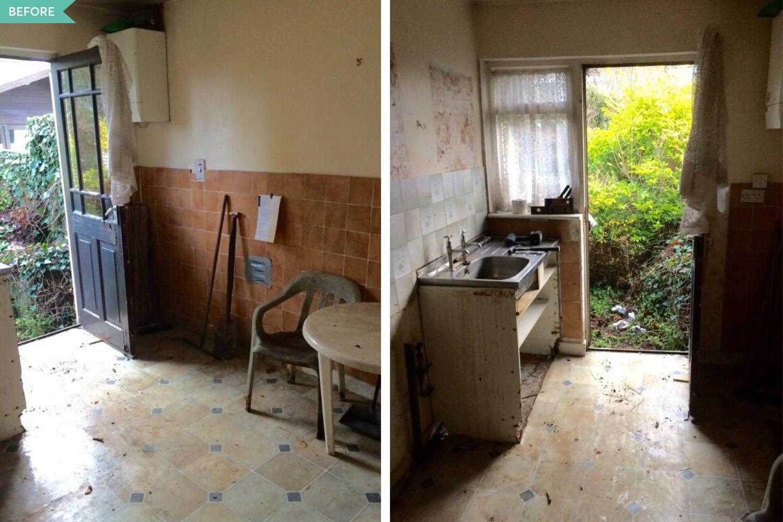 bucătărie renovare