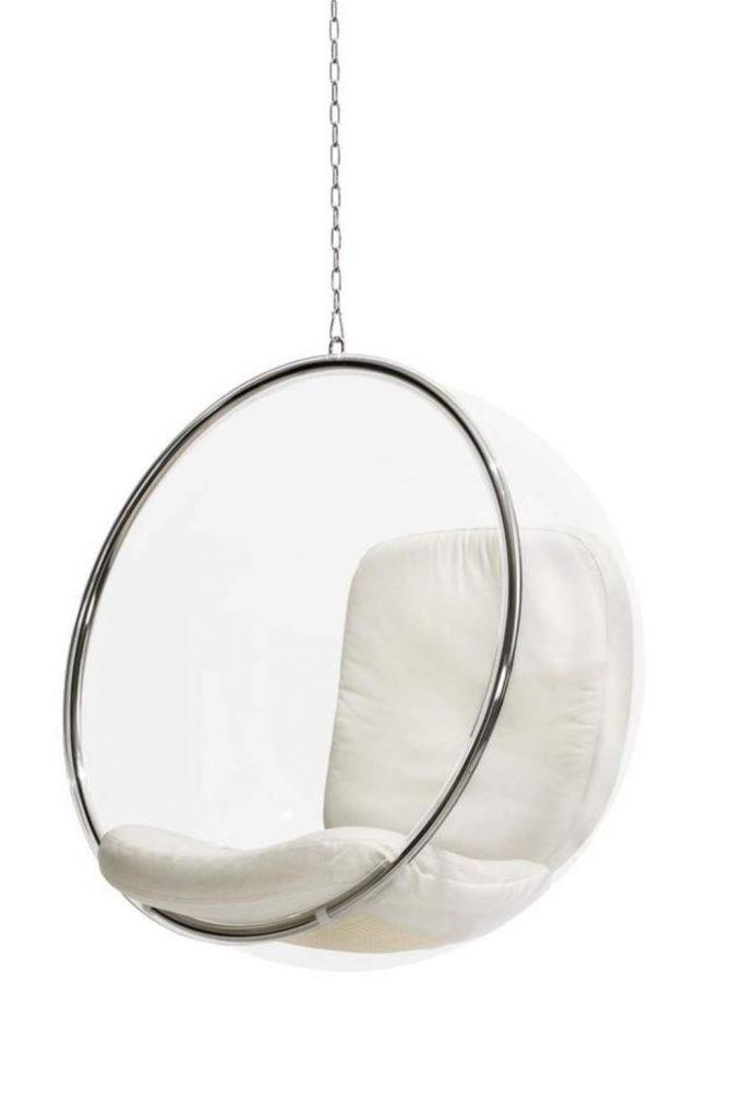 stilul mid-century modern - bubble