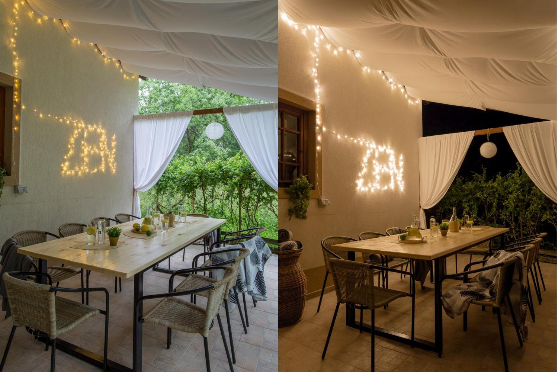 Casa Zen Comarnic - terasa ziua si seara (1)