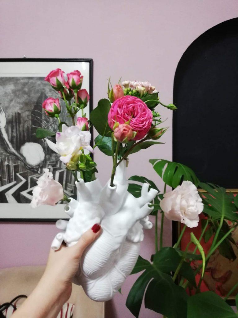 Living roz Millenium Pink - acasă la arh. Larisa Rățoi (3)