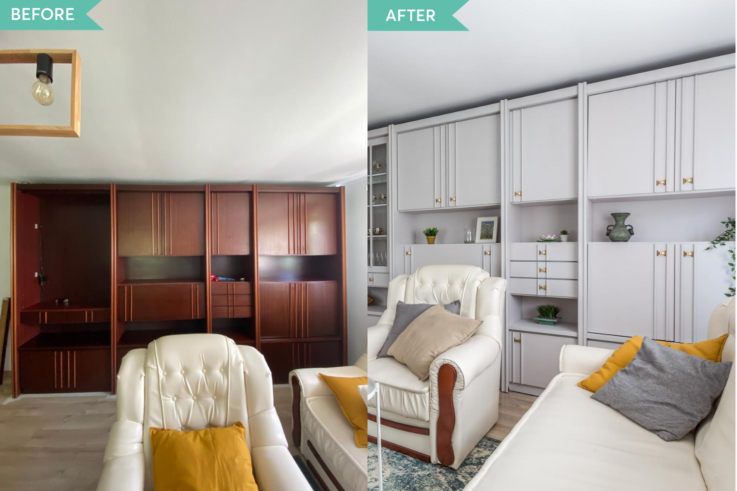 Zen Casa Comarnic - before and after - amenajare AfterDeco (10)