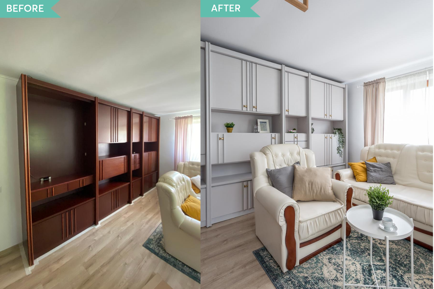Zen Casa Comarnic - before and after - amenajare AfterDeco (11)